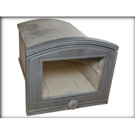 Jugne-L cast iron oven A-34a, 310x365x465, with glass