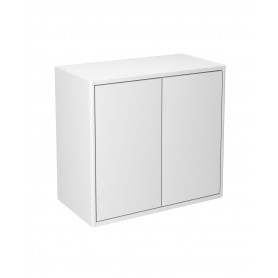Graphic Wall cabinet white/plain 60x32 c