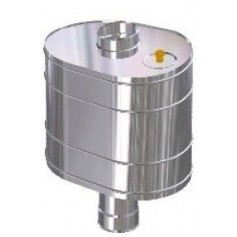 Uralmet Water tank 50l (G3/4) 115, 0.8mm