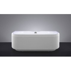 Vispool cast stone bathtub Londra 1700x765