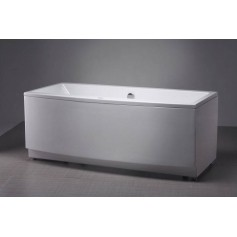 Vispool cast stone bathtub Relax 1690x810