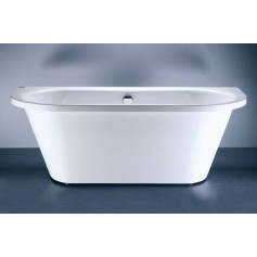 Vispool cast stone bathtub Onda 1760x760