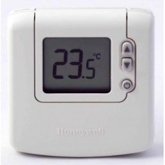 Honeywell room thermostat digital DT90A 5-35C 2xAA 220V
