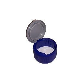 Water counter USF protective cap, blue