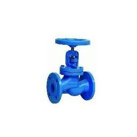 Cast iron industrial seated valve Dn25 Pn16 t-300°C