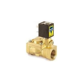 """Electromagnetic valve normally closed 11/4"""" L182 230V"""
