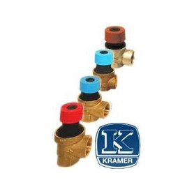 "Safety valve 1/2""- 4 bar"
