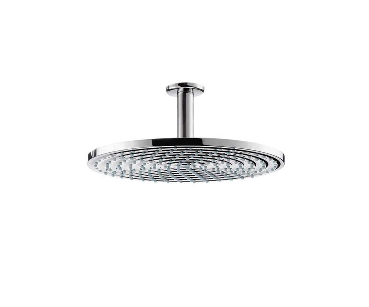 Hansgrohe Raindance S 300 Shower Head Ecosmart Ceiling Mounted 26600000