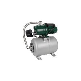 Delfin Jet water supply pump with pressure tank 1500-25H, 230V, 0,9kW