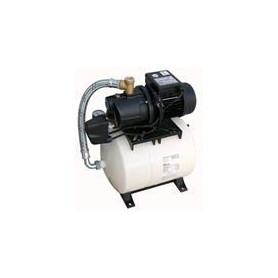 Nocchi NewJet water supply pump with pressure tank 60-50M-PWB-24H, 0,8kW
