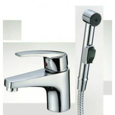 Harma Laura basin mixer with bidet shower 7807BC