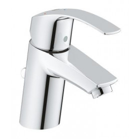 Grohe Eurosmart 2015 OHM basin S cold start