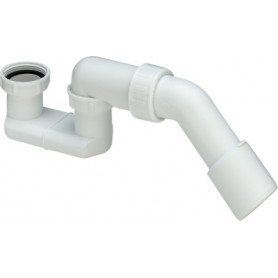 Viega shower tray siphon without outlet