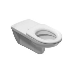 Jika Deep hanging WC toilet bowl, 360x700 mm, extended, white