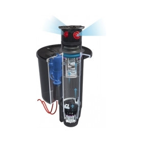 Hunter GOLF system waterer ZD5G990E38P8S 360deg, with built-in electric valve