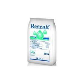 Salt tablet filter reagent REGENIT, German, 25kg
