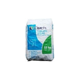 Salt tablet filter reagent CIECH, Polish, 25kg