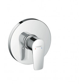 Hansgrohe Talis E shower mixer conc.chr.Export