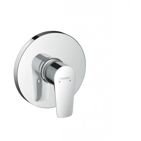 Top Hansgrohe Talis E shower mixer, concealed decorative part DU82