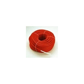 Tiemme pipe conduit, red 23mm (price for 1m)