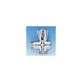 """Luxor end valve MF1/2""""x3/4"""" with washing machine connection"""