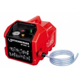 Rothenberger RP PRO III pipe system pressure test pump