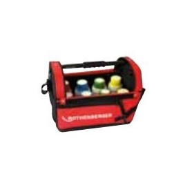 Rothenberger ROCLEAN pipe cleaning tool set, with spirals