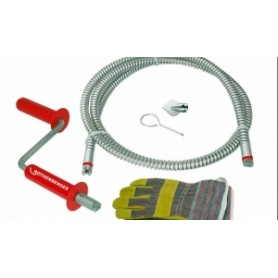 Rothenberger ROPOWER® HANDY pipe cleaning tool set