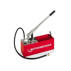 Rothenberger RP50 pipe system pressure test pump