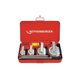 Rothenberger Robend H+W Plus Set, cauruļu locītājs 15-22 mm