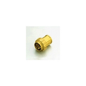 """Tiemme brass compression transition with inner thread D40x1 1/4"""""""