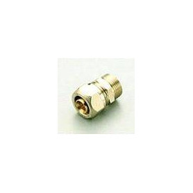 PE-X compression connection 16x1/2 M for multilayer pipe
