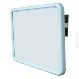Faneco retractable mirror with handle