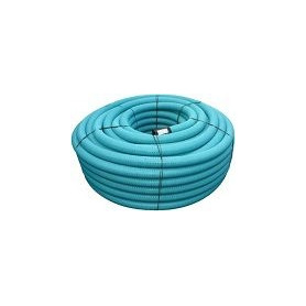 Pipelife PVC drainage pipe 74/65 without filter 50m