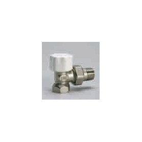 Luxor thermostat valve F, angle 1/2RS202 F