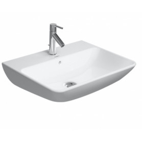 Duravit ME by Starck izlietne 550x440 mm, balta