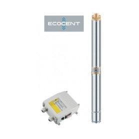 Ecocent dziļurbuma sūknis ECO3SD1-68/20 0,75HP 78mm