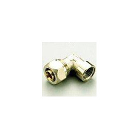 PE-X compression elbow 16x1/2 F for multilayer pipe