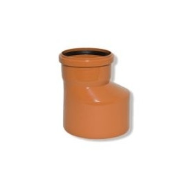 Armakan PVC KG outdoor sewage pipe reduced transition DN 160/110