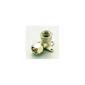 PE-X wall compression elbow 16x1/2 F for multilayer pipe