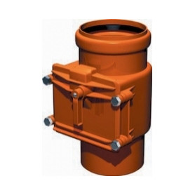 Armakan PVC KGRE outdoor sewage pipe revision hatch DN200