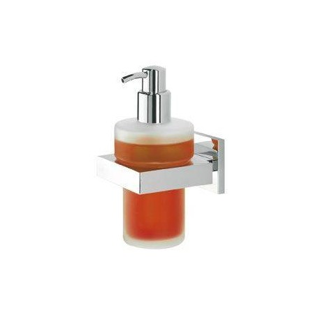 Tiger Items Liquid Soap Dispenser Brushed Stainless Steel
