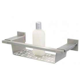 Tiger Items soap basket, brushed stainless steel