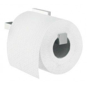 Tiger Items toilet paper holder, brushed stainless steel