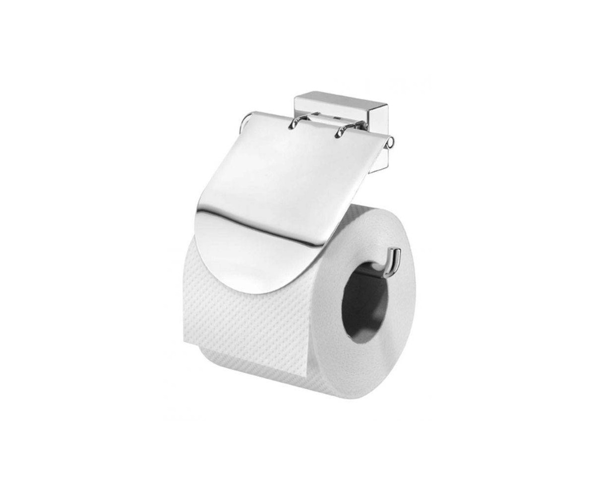 Tiger Toilet Accessoires : Tiger fiugeras toilet paper holder with cover chrome
