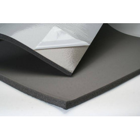 Insulation sheet K-FLEX Solar HT AD 10mm, self-adhesive (price for 1m2)