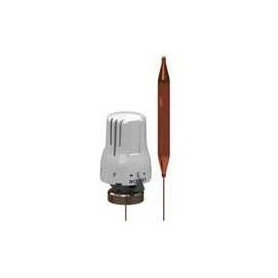 Luxor heated floor thermostat head with sensor TT3051