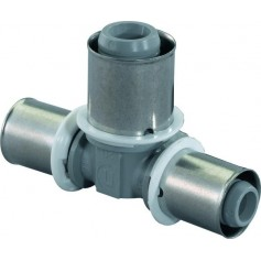 Uponor Unipipe T-piece reduced 16x20x16 PPSU 1022722