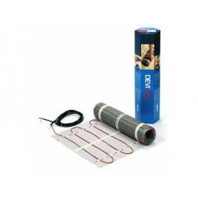 Devimat™ thin, two-wire electric floor heating mat DTIF-150, 150 W, 0,5 x 2 m, 1m²