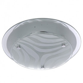 Ceiling mounted flat lamp WAVE 60W, 63500106